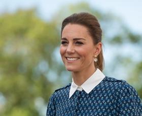 Kate Middleton nam je pokazala popolno frizuro za vsak dan