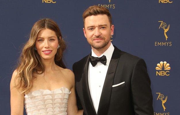 Jessica Biel in Justin Timberlake sta na skrivaj pričakala drugega otroka - Foto: Profimedia