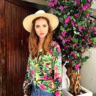 6 novih idej z Instagrama, kako nositi klobuk