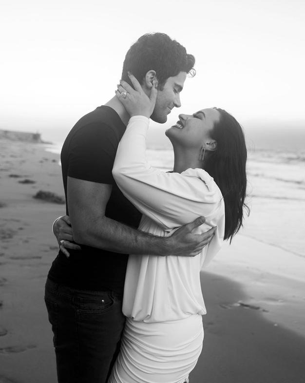 Demi Lovato je zaročena! Tukaj je vse, kar vemo - Foto: Instagram/ @ddlovato