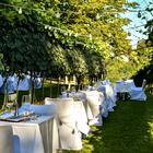 Pravljična večerja v Grajskem vinogradu sredi Ljubljane