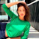 Karirasto srajco bomo jeseni nosili kot Irina Shayk