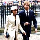 Meghan Markle in princ Harry sta objavila božično voščilnico kot iz pravljice