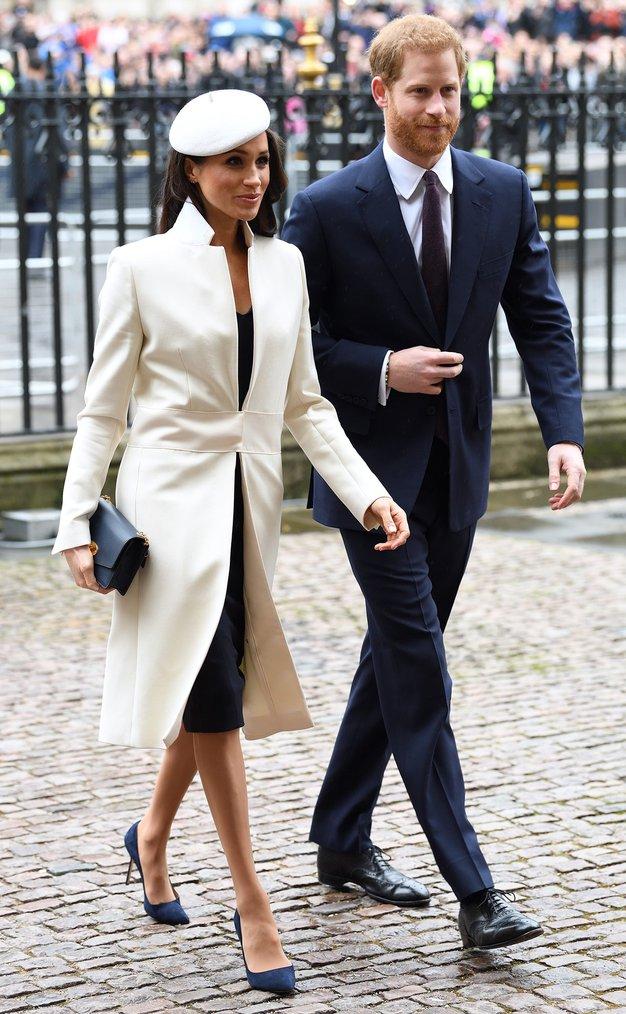 Meghan Markle in princ Harry sta objavila božično voščilnico kot iz pravljice - Foto: Profimedia