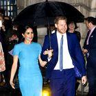 10 najbolj šokantnih dejstev iz nove biografije o Meghan Markle in princu Harryju