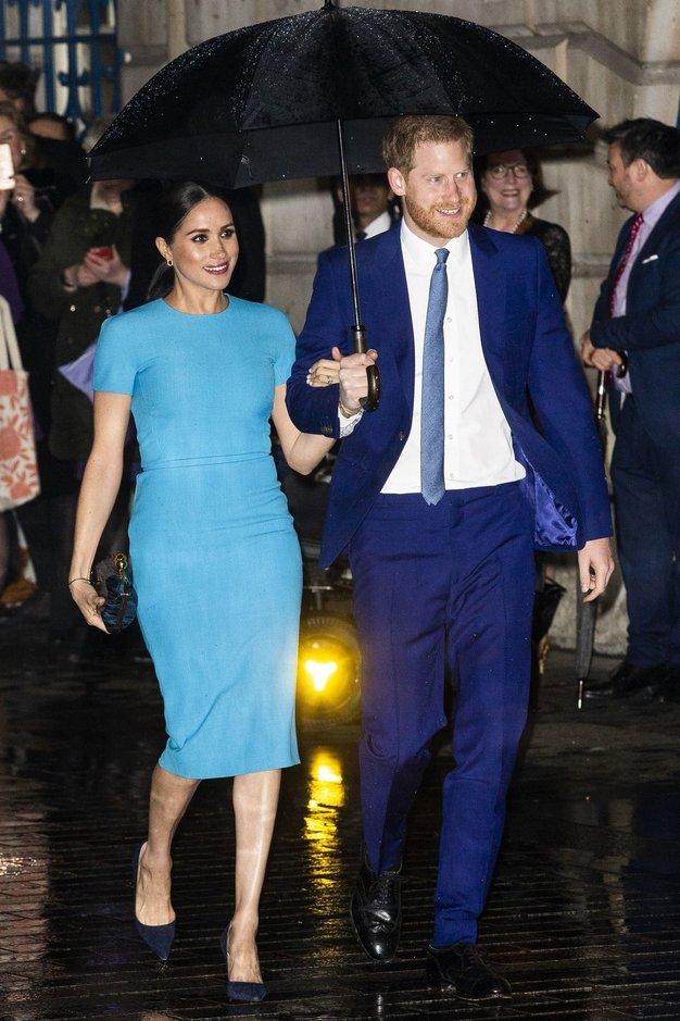 Meghan Markle in princ Harry bosta imela svoj podkast - vse, kar vemo - Foto: Profimedia