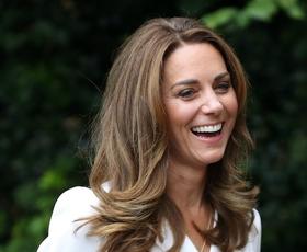 Kate Middleton razkrila novo pričesko in videti je čudovita