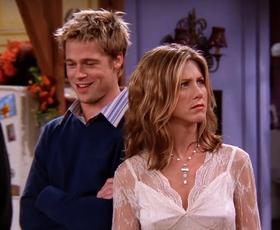 Jennifer Aniston in Brad Pitt bosta prvič po ločitvi spet snemala skupaj