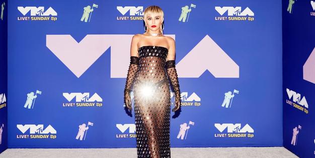 Poglejte si vse najlepše oblečene s sinočnje podelitve glasbenih nagrad VMA - Foto: Profimedia