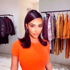 Kim Kardashian pripravljena na jesen v usnju od glave do pet