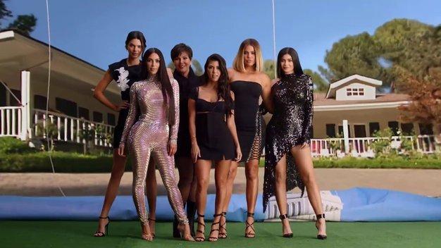 Serija V koraku z družino Kardashian se po 20 letih zaključuje - Foto: Profimedia