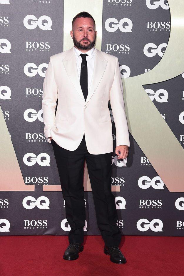 Kim Jones bo pri modni hiši Fendi nasledil Karla Lagerfelda - Foto: Profimedia