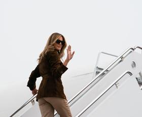 Melania Trump obožuje te visoke pete