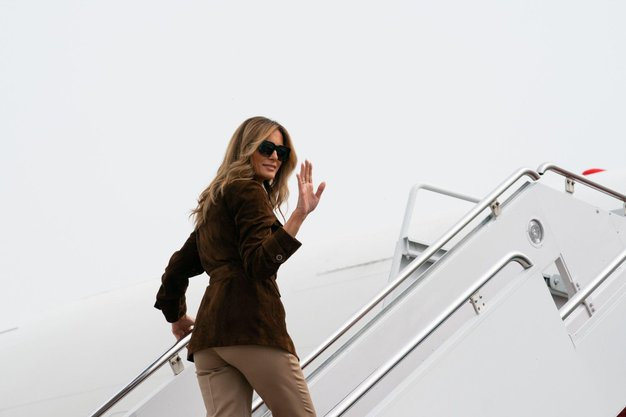 Melania Trump obožuje te visoke pete - Foto: Profimedia