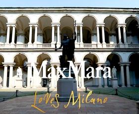 Tukaj si v živo oglejte modno revijo Max Mara