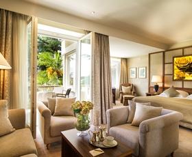 Villa Eden: Prvi pred Covidom varen hotel v Evropi