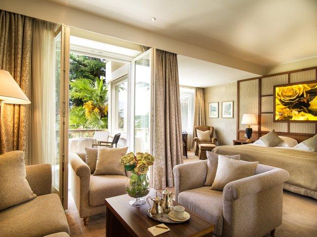 Villa Eden: Prvi pred Covidom varen hotel v Evropi - Foto: Villa Eden