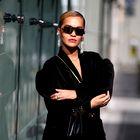 Rita Ora nas je v Milanu navdušila s tem outfitom