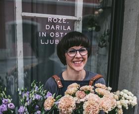 Metka Sporiš: Kreativni um Sanjskega šopka, ki s svojim cvetjem razveseljuje in lepša dni