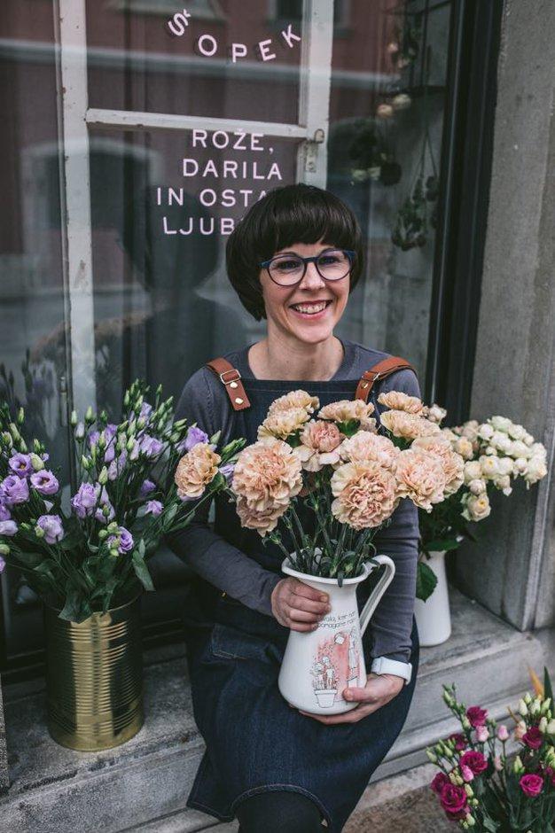 Metka Sporiš: Kreativni um Sanjskega šopka, ki s svojim cvetjem razveseljuje in lepša dni - Foto: Profimedia