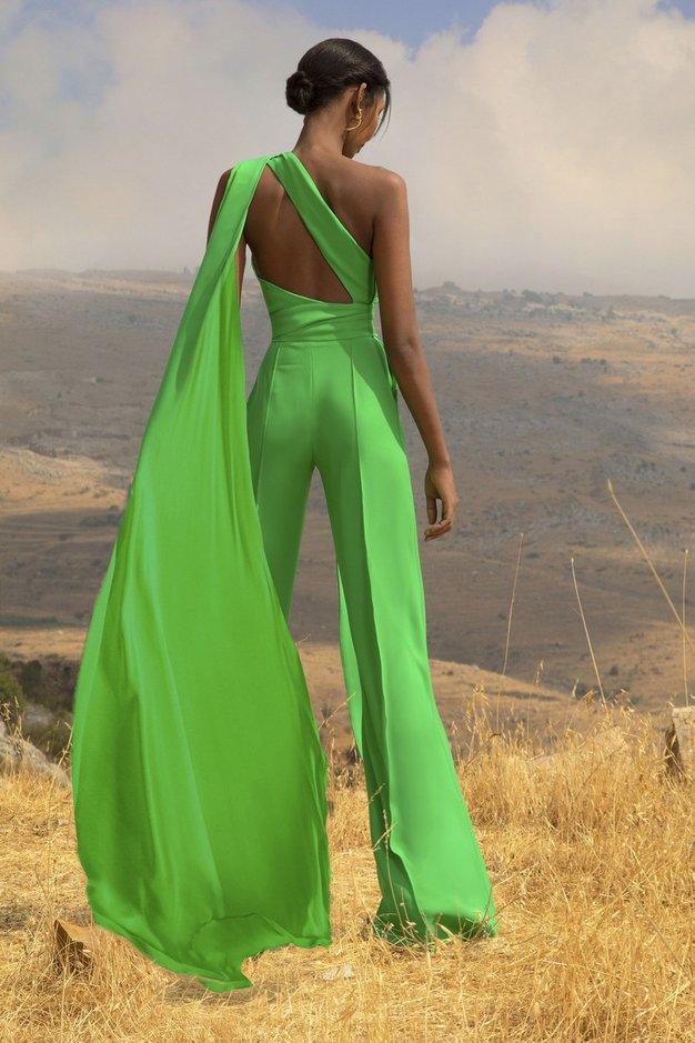 Oglejte si najlepše kreacije z modne revije Elie Saab (foto: Profimedia)