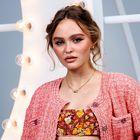 Lily-Rose Depp in Vanessa Paradis sta blesteli na modni reviji Chanel