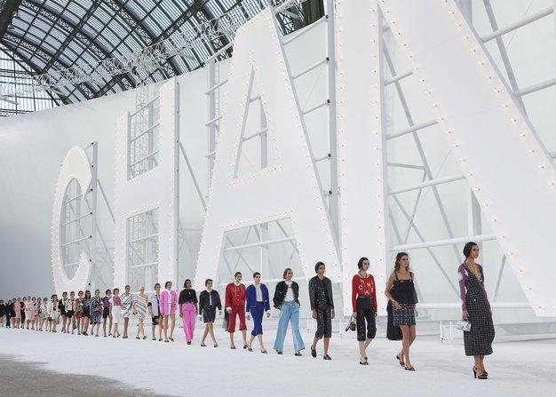 Vse, kar morate vedeti o novi kolekciji Chanel za pomlad in poletje 2021 - Foto: Chanel