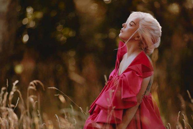 Lady Gaga pooseblja ta vonj, ki je himna pogumu, individualnosti in svobodi! - Foto: PROMO