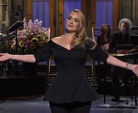 V tem stajlingu je bila Adele videti zares odlično