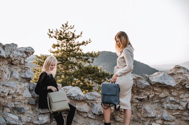 Fi by Gaja: Etično zasnovane torbe za sodobne in okoljsko ozaveščene ženske - Foto: Ana Rojc