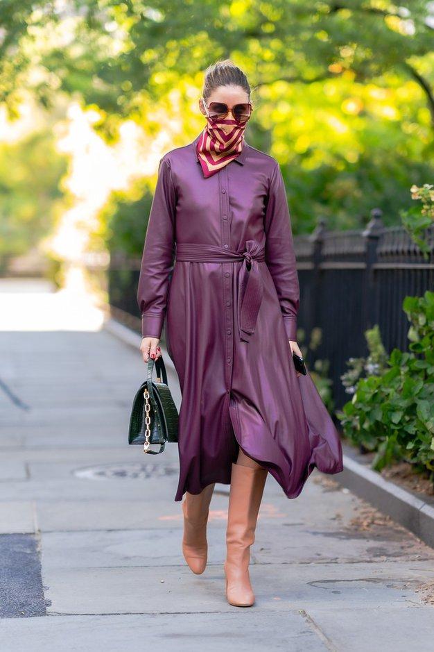 Te škornje neprestano nosi Olivia Palermo - Foto: Profimedia