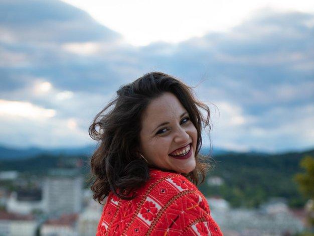 Julia Kaja Hrovat - Foto: Osebni Arhiv