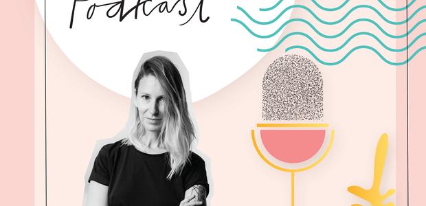 ELLE podkast   Katja Kozlevčar: »Pisanje je zame terapevtsko.«
