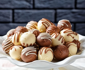 Recept za božanske čokoladne kroglice, pripravljene v manj kot 10 minutah