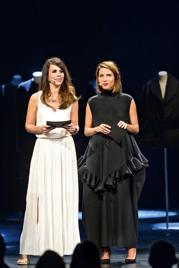 Se spomnite, kateri znani Slovenci so do sedaj vodili nagrade Elle Style Awards? - Foto: Arhiv