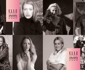 Elle Style Awards 2020: znani so NAGRAJENCI!