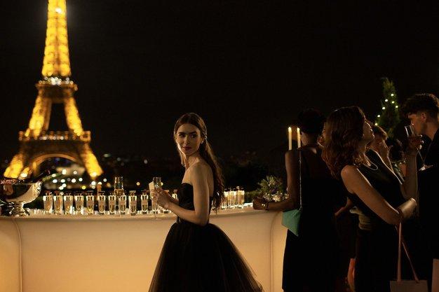 9 serij in filmov, ki si jih lahko ogledate, če vam je bila všeč Emily v Parizu - Foto: Profimedia