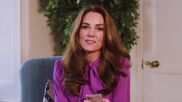Kate Middleton elegantna v brezčasni jakni iz tvida - Foto: Profimedia
