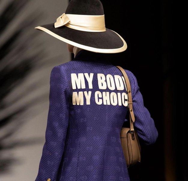 Moda in aktivizem – z roko v roki? - Foto: Profimedia
