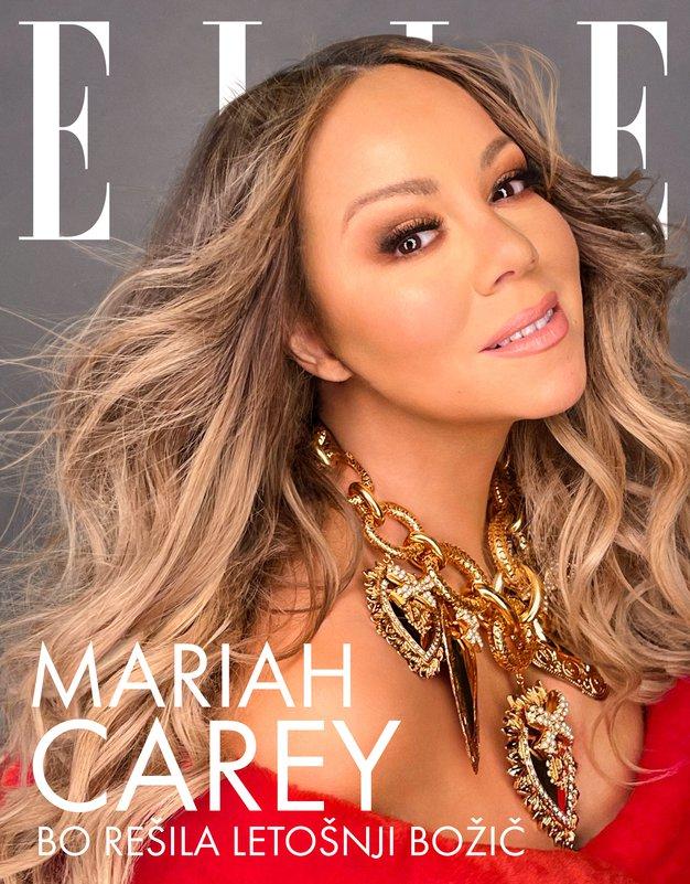"""Mariah Carey: """"Naj bo praznično ne glede na vse"""" - Foto: Profimedia"""