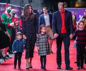 Poglejte prikupno božično voščilnico kraljeve družine za leto 2020