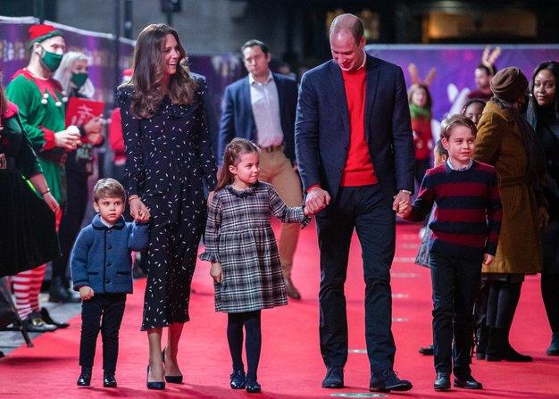 Poglejte prikupno božično voščilnico kraljeve družine za leto 2020 - Foto: Profimedia