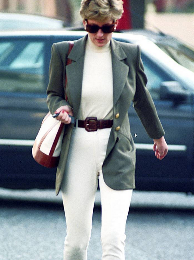 Ti modni kosi princese Diane so še danes najbolj priljubljeni - Foto: Profimedia
