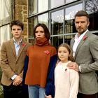 Victoria Beckham je objavila prisrčno božično voščilnico. Od srca se boste nasmejali