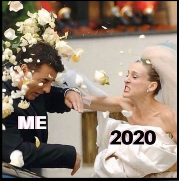 40 najbolj zabavnih memov o letu 2020, ki vas bodo nasmejali do solz - Foto: Profimedia