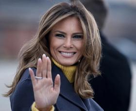 Čustevno slovo Melanie Trump povzročilo nove polemike