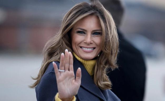 Čustevno slovo Melanie Trump povzročilo nove polemike - Foto: Profimedia