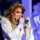Jennifer Lopez blestela v čudovitem novoletnem stajlingu