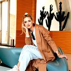 Kako modno kombinirati trenirke po vzoru Chiare Ferragni