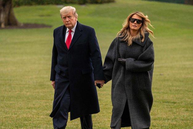 Melania in Donald Trump: najnovejše novice o ločitvi - Foto: Profimedia
